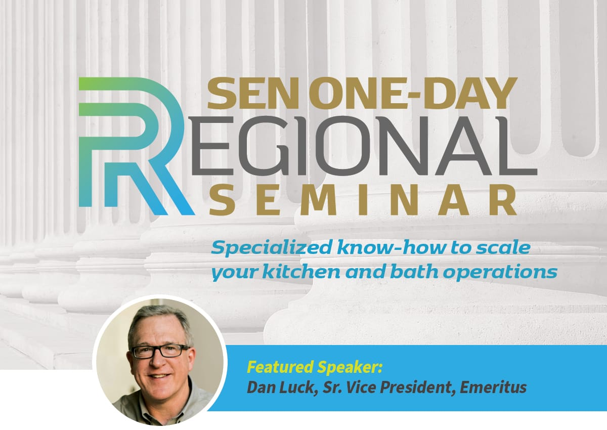 SEN One-Day Regional Seminar — Developing A Superior Team To Elevate Your Business